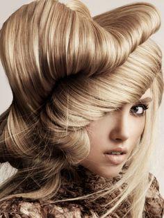 editorial hair by Angelo Seminara