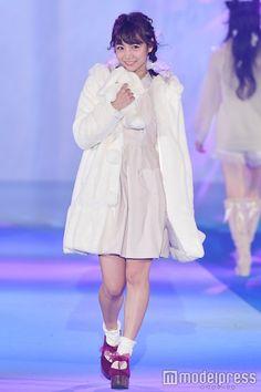「GirlsAward 2016 AUTUMN/WINTER」に出演した北野日奈子 (C)モデルプレス