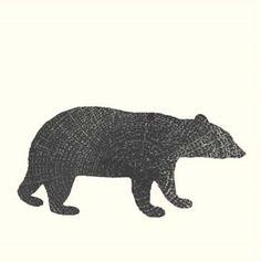 Timber Animals V Fine Art Print by Anna Hambly at FulcrumGallery.com