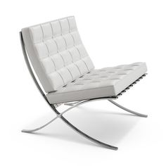 Llamada silla Barcelona es un diseño de mobiliario moderno del siglo XX, este diseño fue desarrollado en el marco de la reconstrucción tras las guerras .