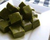 Green Tea Caramels!