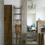 Art of styling using eclectic, thrift store, and market finds   Apartment of Jean and Tennessee in Lausanne Switzerland