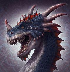 New Skin design by Kerem Beyit: Dracosaurus Rex