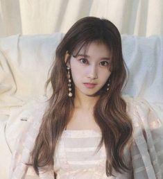 """Sana-Twice """"photobook Jihyo Nayeon, Kpop Girl Groups, Korean Girl Groups, Kpop Girls, My Girl, Cool Girl, Sana Cute, Sana Momo, Sana Minatozaki"""