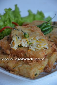Diah Didi's Kitchen: Misoa Goreng Ayam
