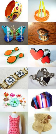 Love of Vintage ~ Etsy Team by DreamLand Specialties on Etsy--Pinned with TreasuryPin.com