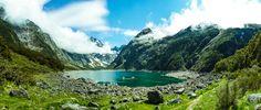 Lake Marian, Fjordland National Park, Neuseeland von Michael2704