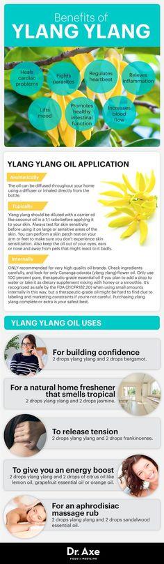 Guide to using ylang ylang - Dr. Axe