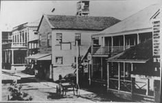 Merchant St., between Fort and Bethel Sts., Honolulu.1870