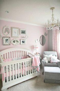 25 Gorgeous #Nursery Designs - Style Estate -