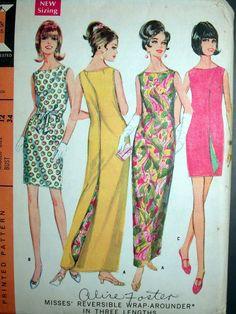 McCalls Dress Pattern No 9109
