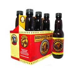 Bowser Beer Beef 6 Pack now featured on Fab.  For the recovering   alco-dog-aholic???!!