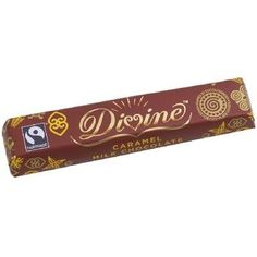 Divine Milk Chocolate Snack Bar (10x1.5Oz)