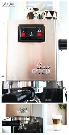 Coffee ♡♡♡ Gaggia Classic