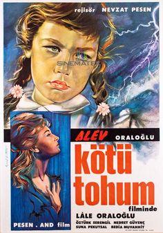 Kötü tohum (1963) http://www.imdb.com/title/tt0389089/ https://www.izlesene.com/video/kotu-tohum-ilk-turk-filmi-1963/8447993