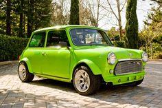 Type-R VTEC Mini Cooper. Mini Cooper Classic, Classic Mini, Classic Cars, Mini Clubman, Mini Countryman, Mini Morris, Automobile, Cooper Car, Mini Copper