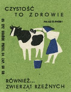 polish matchbox label on Flickr - Photo Sharing!