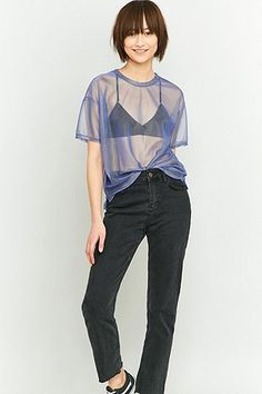 Light Before Dark Liquid T-shirt - Urban Outfitters