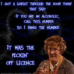 mrs brown's boys is the best.