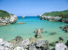 Asturias - Llanes - Playa de Buelna