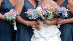 Petal Pushers Floral Studio – Bouquets – Blues