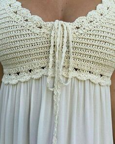 Crochet Fabric - Love Crochet Crochet fabric patterns afghan patterns History of Knitting String spi. Bikini Crochet, Crochet Blouse, Crochet Poncho, Crochet Blankets, Crochet Fabric, Crochet Lace, Crochet Tops, Double Crochet, Sweater Knitting Patterns