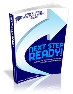 """Author of the """"Next Step Ready!"""" new media based self assessment and career exploration program published by Inertia. Choosing A Career, Short Term Goals, 1 Real, Career Exploration, University Of Mississippi, Career Planning, Educational Programs, Self Assessment, Future Career"""