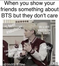 Literally me all of the time. I feel like KPOP should be shared with the world. | Meme Center | allkpop