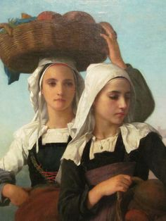 Cleaning A Oil Painting William Adolphe Bouguereau, John William Waterhouse, Portraits, Portrait Art, Munier, Steinmetz, Art Ancien, Pierre Auguste Renoir, Edouard Manet
