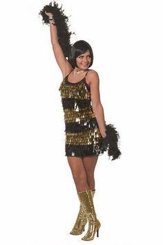 carnavalskleding dames disco