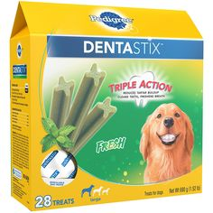 PEDIGREE Dentastix Large Dog Treats >>> See this great product. (This is an affiliate link) #PetSupplies