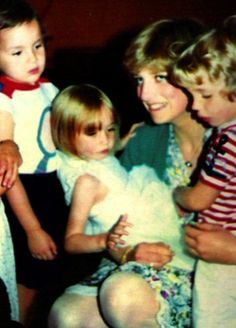 Lady Diana wanted to see her former students once more before her life would change forever.....