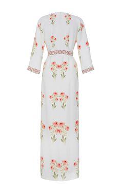 Francois Crepe Dress by Vilshenko for Preorder on Moda Operandi