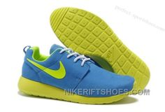 sports shoes 27b61 48855 For Sale Nike Roshe Mens Running Shoes Wool Skin Online Blue Yellow Cheap,  Price   85.00 - Nike Rift Shoes. Nike Shoes OnlineBuy ...
