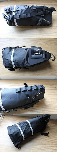Bags and Panniers 177833: Timbuk2 Sonoma Seat Pack Expandable Bicycle Saddle Bag 11L Capacity Bike Packing -> BUY IT NOW ONLY: $70.6 on eBay!