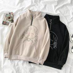 teen clothes for school,teen fashion outfits,cheap boho clothes Girls Fashion Clothes, Teen Fashion Outfits, Retro Outfits, Trendy Outfits, Cute Comfy Outfits, Cool Outfits, Stylish Hoodies, Vetement Fashion, Kawaii Clothes