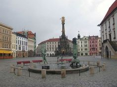 Olomouc Czech Republic--where we're going on a mission trip this year