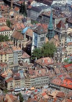 Old City Geneva, Switzerland --- Beautiful place!