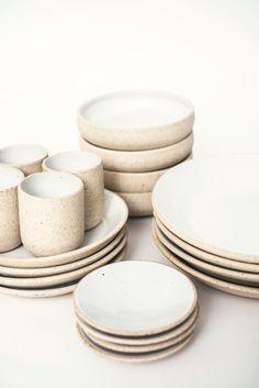 Luna Dinnerware - Ivory