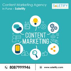 Saletify: Content Marketing Agency & Services in Pune, India Content Marketing, Internet Marketing, Digital Marketing, Pune, Competitor Analysis, Advertising, Website, Business, Blog