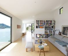 Ceramic artist Amanda Shanley's new Otago Peninsula home by Kerr Ritchie Architects looks at Dunedin from a lofty perch  The home Amanda Shanley shares with her husband, financial adviser Rhodes Donald, and their six-year-old daughter Frances was designed by Bronwen Kerr and Pete Ritchie of Queenstown-based Kerr Ritchie Architects. The home is a simple …