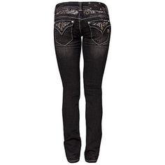 Miss Me Signe Jeans - Polyvore