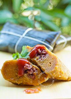 Receta Pasteles en Hoja: Un favorito en nuestro país, este plato parecido al tamal no puede faltar en la mesa navideña. Tienes que probarlo.