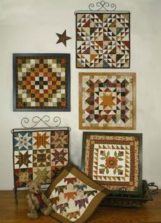 quilt squares by Lori Smith