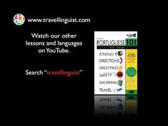 Portuguese 101 - Directions - Level Three