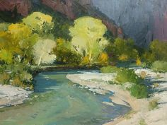 Bill Cramer - Portfolio of Works: Available Paintings