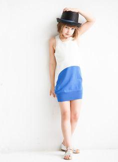 Stella McCartney Wendy Girls Knit Dress - 332145 - FINAL SALE