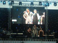Actuación festival