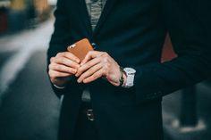 bellroy phone cases leather lookbook