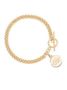 Gold Curb Link Bracelet With Compass - Tilly Sveaas Jewellery Plain Gold Bangles, Gold Plated Bracelets, Silver Bangles, Sterling Silver Bracelets, Link Bracelets, Jewelry Bracelets, Jewellery, Eternity Bracelet, Women Jewelry